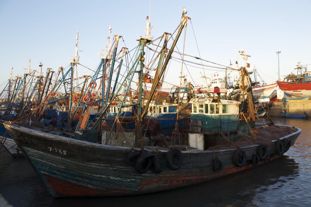 Essaouira Harbour | ©Patrick Nouhailler/Flickr