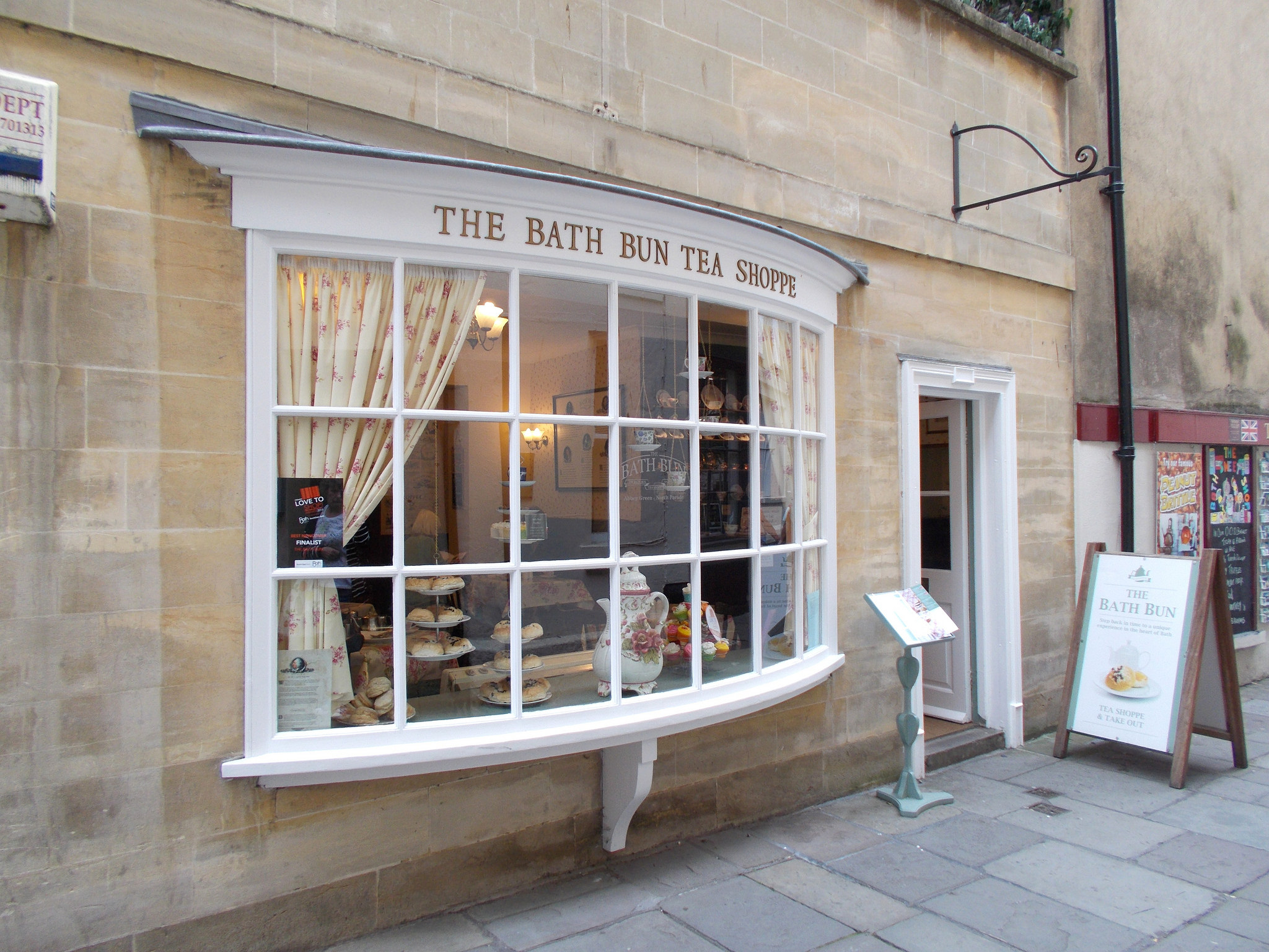 The best places for afternoon tea in bath for Bath house shop