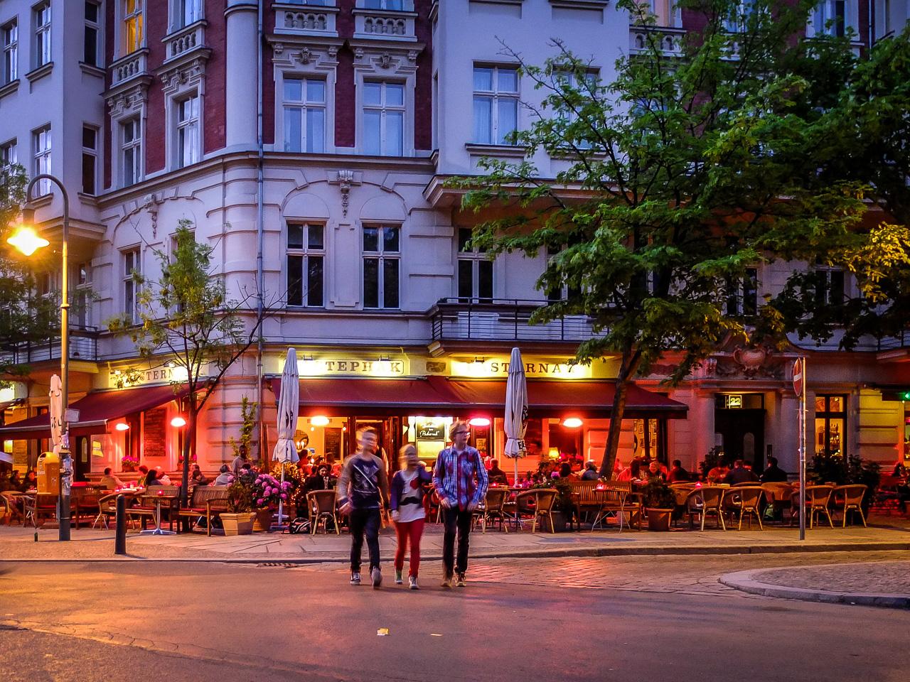 Cafe Pankow Berlin