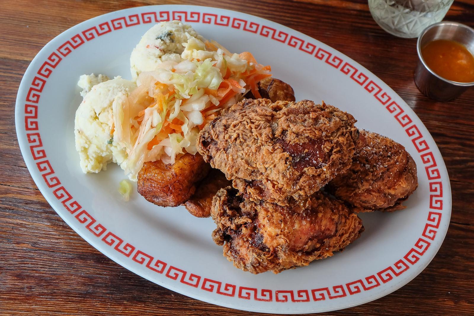 Fried Chicken | © takasphoto.com/Flickr