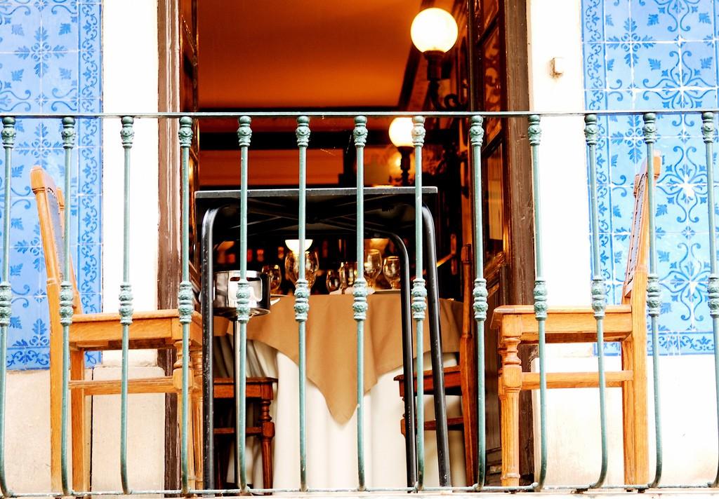 Intimate Dining, Sintra, Portugal | ©Pedro Ribeiro Simões/Flickr