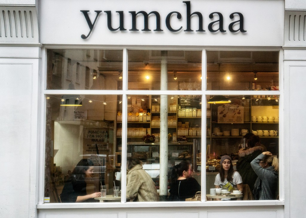 Yumchaa © Garry Knight