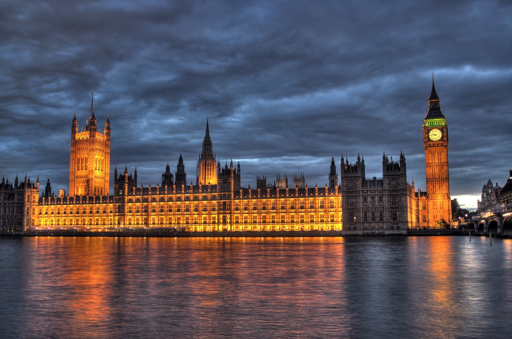 The Palace of Westminster | © Maurice/Flickr