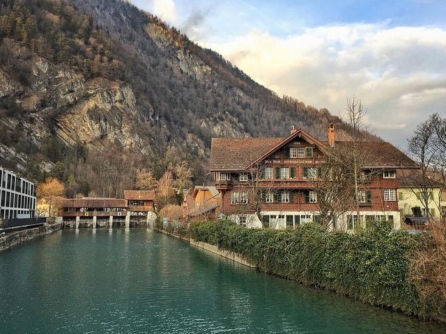 Interlaken, Switzerland | <a href=