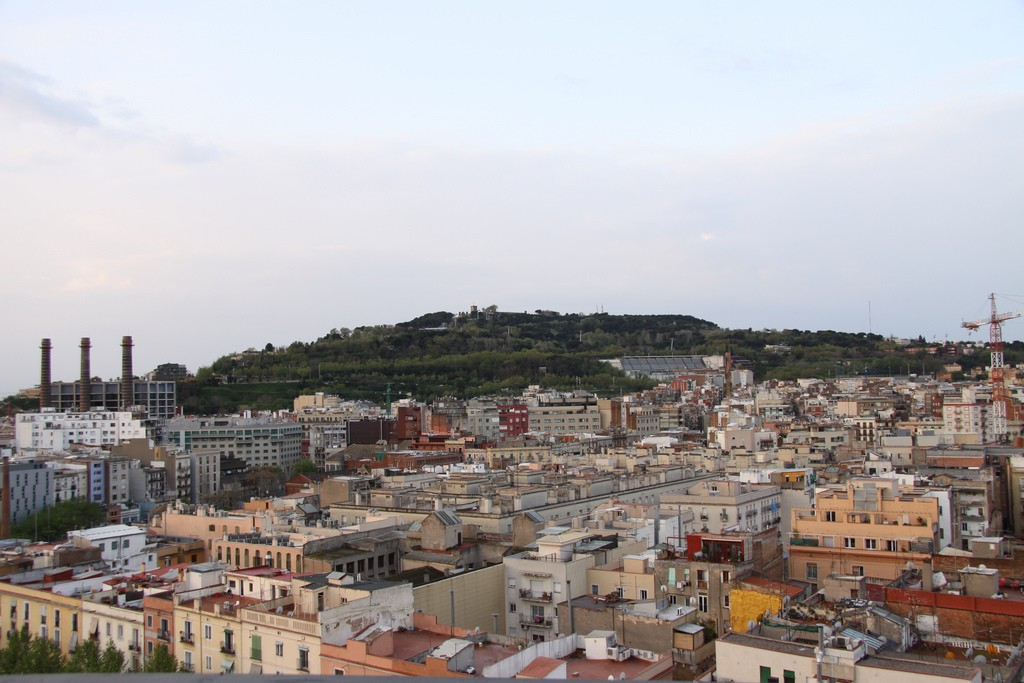 View from Barcelo Raval | © Erwyn van der Meer/Flickr