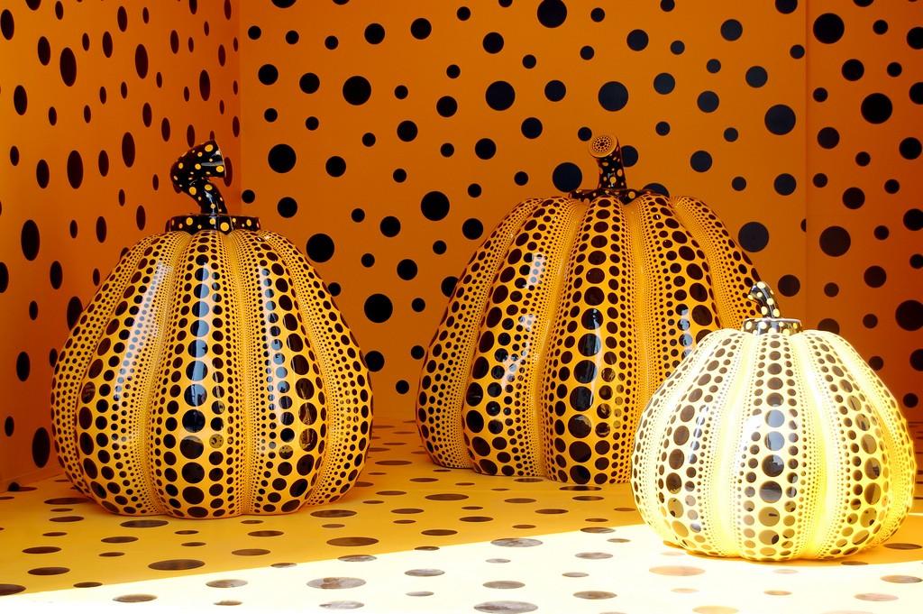 Yayoi Kusama Gagosian Gallery ©Andrew Russeth / Flickr