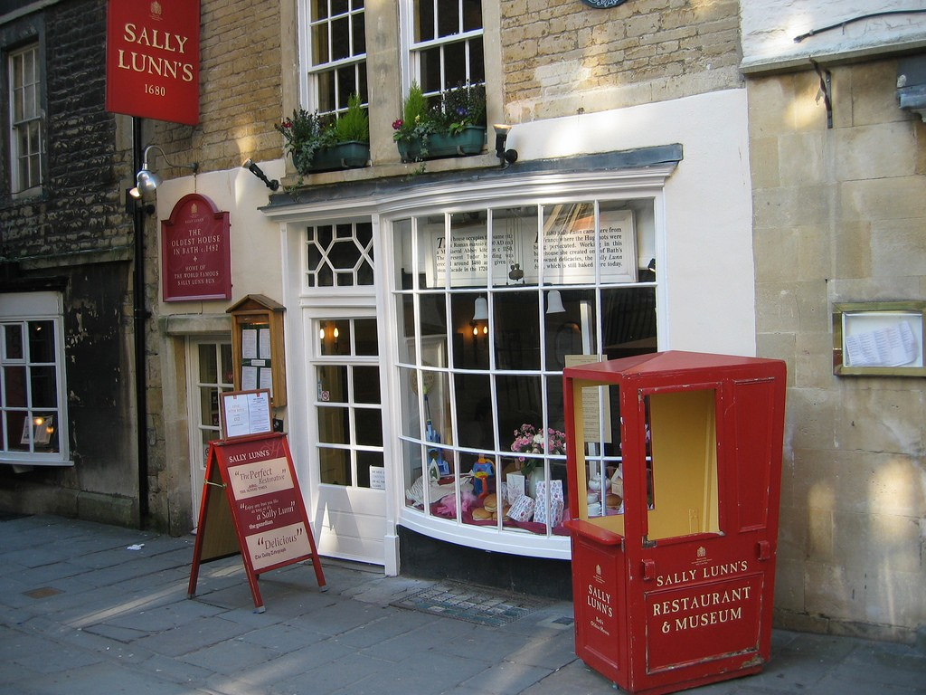 Sally Lunn's © NH53/Flickr