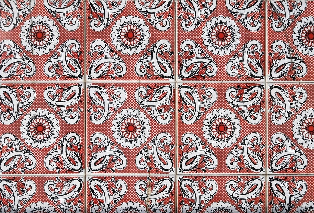 Azulejo Tiles | ©endless autumn/Flickr
