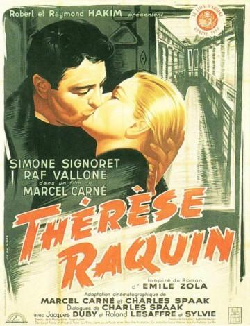 Thérèse Raquin, Marcel Carné | Lux Film