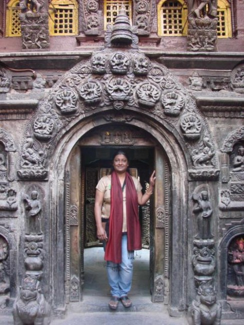 Anuradha Goyal - Inditales I Courtesy Anuradha Goyal