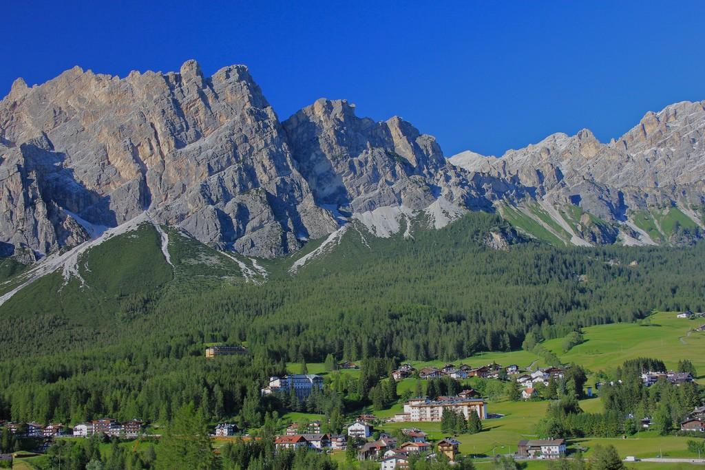 Cortina d'Ampezzo, Italy   <a href=