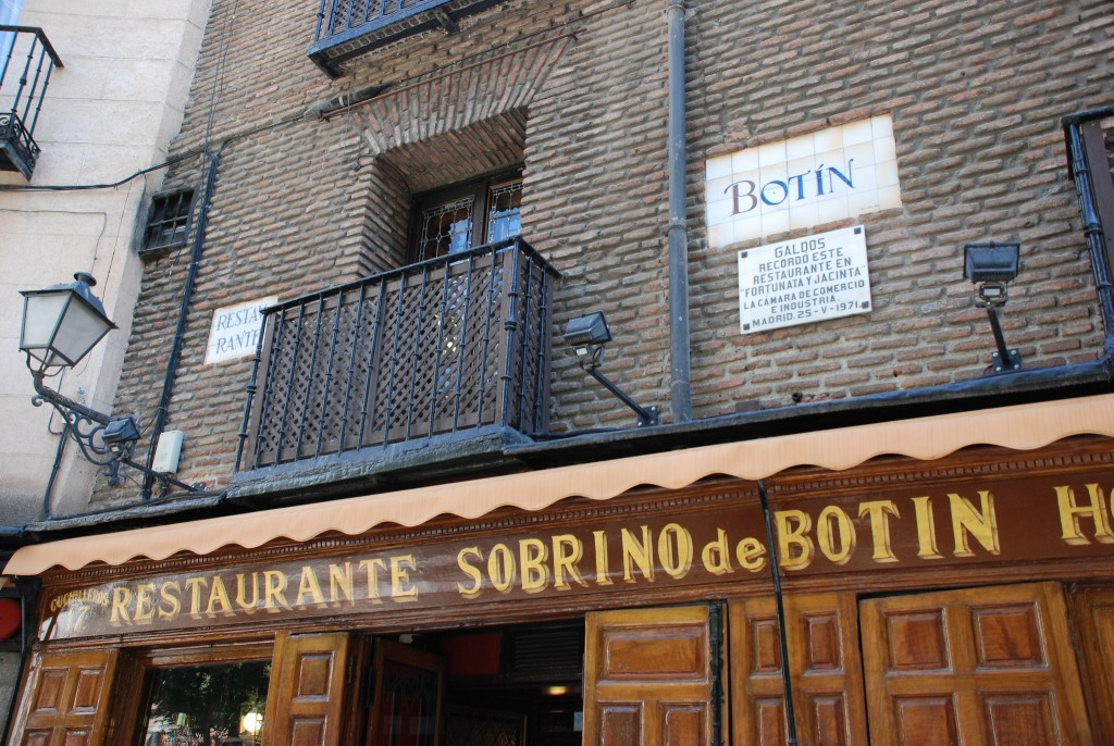 Botín | ©Erin Borrini/Flickr