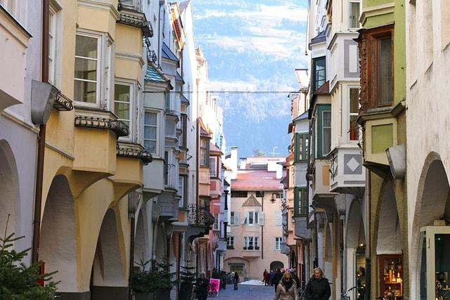 Bressanone, Italy   <a href=