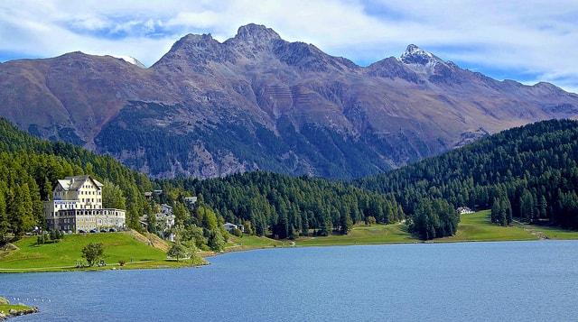 St. Moritz, Switzerland | <a href=