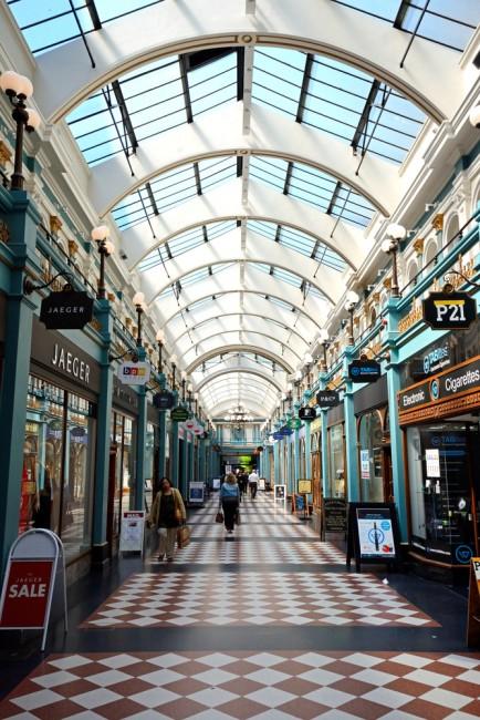 Burlington Arcade | © Caron Badkin/Shutterstock