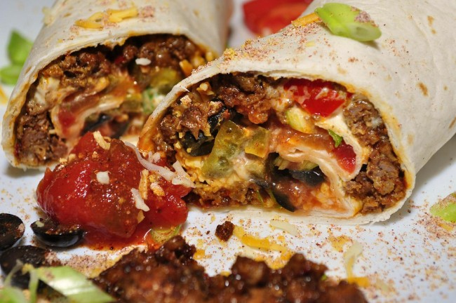 Burritos | © jeffreyw/Flickr