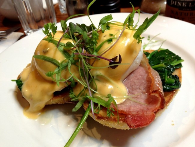 Eggs benedict | © Katherine Lim/Flickr