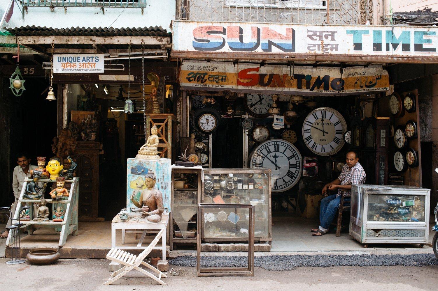 Chor Bazaar | Apoorva Guptay / © Culture Trip