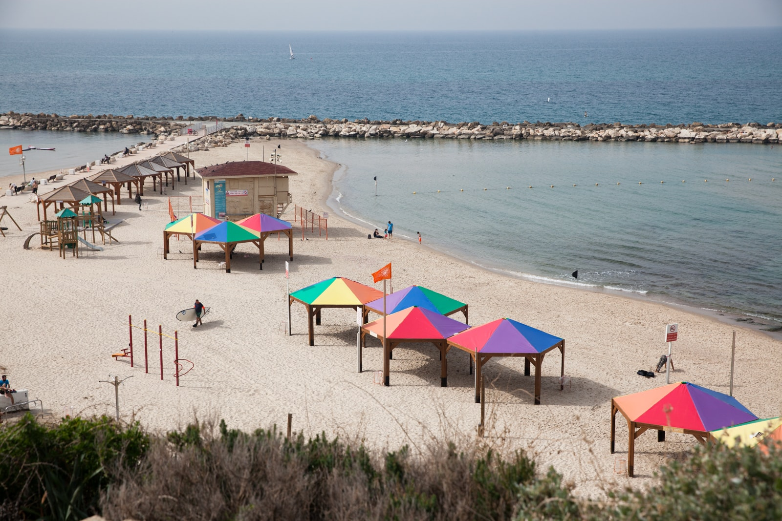 Sights of Tel Aviv. What to see, where to visit in Tel Aviv 6