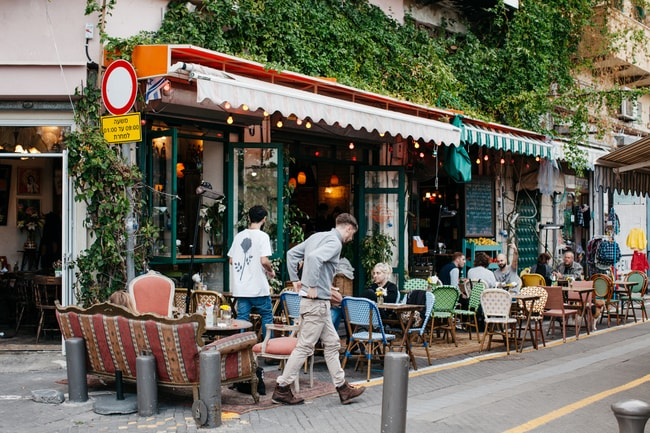 The Coolest Neighbourhoods in Tel Aviv