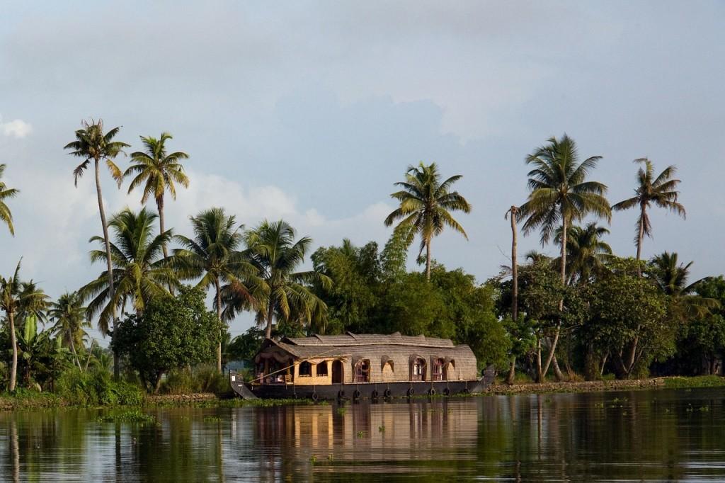 Kerala, India © Pixabay