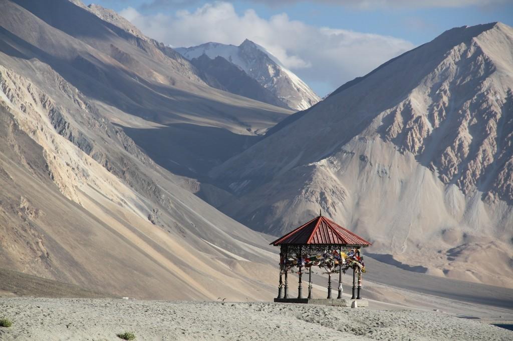 Pangong Tso, Jammu and Kashmir, India © PIxabay