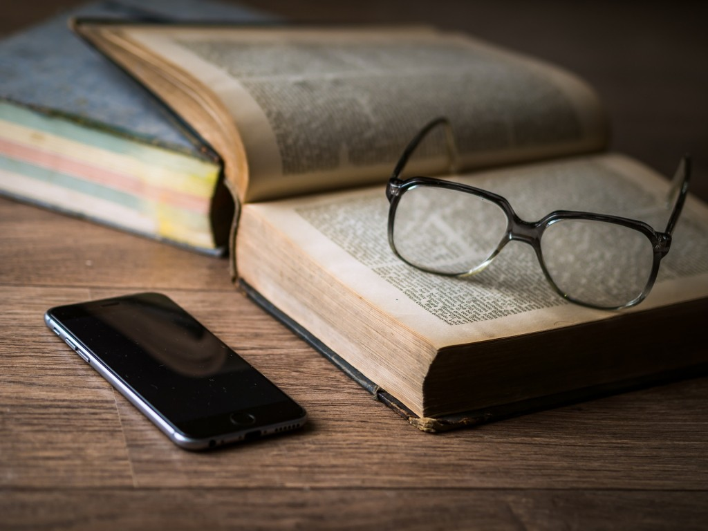 Library London © Pixabay