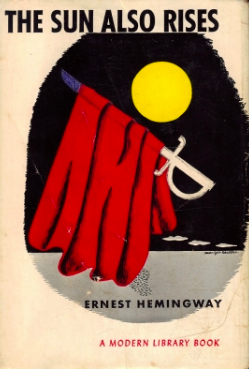Which book of Ernest Hemingway's is most relateable to his personal life?