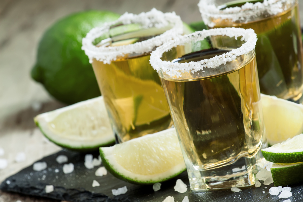 Gold Mexican Tequila | © 5PH/Shutterstock