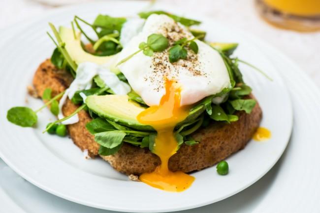 Breakfast   © Anna Mente / Shutterstock