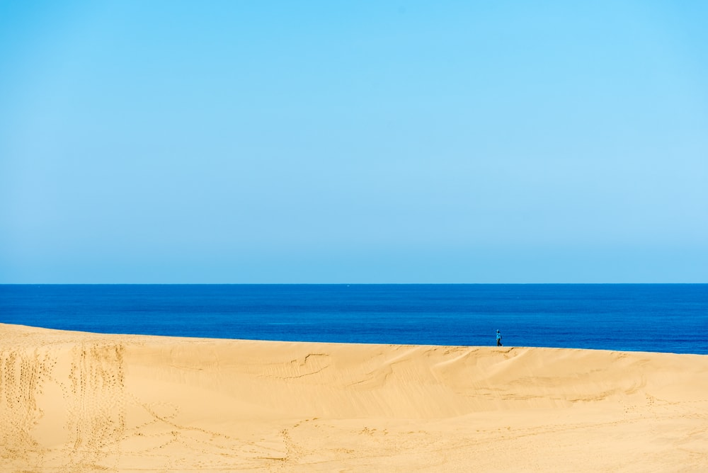 Tottori Sand Dunes | © Aon168/Shutterstock
