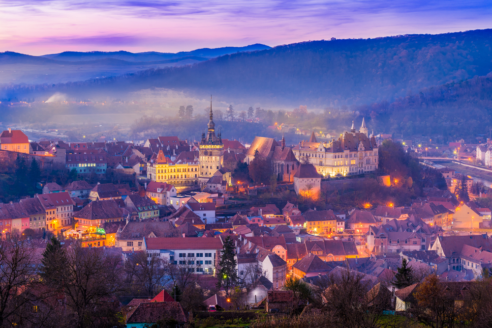 The Most Beautiful Towns In Romania - 10 most enchanting towns in germany