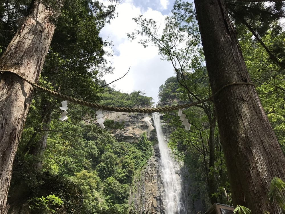 Nachi Falls in Wakayama | © Mie Mie/Shutterstock