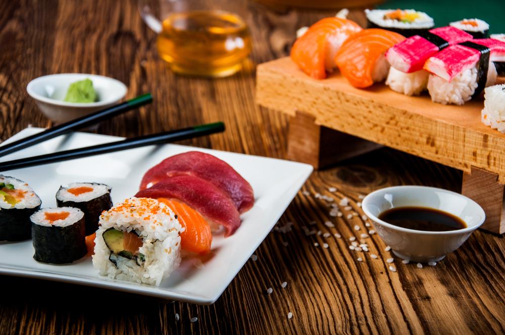 Sushi | © FotoSajewicz/Shutterstock