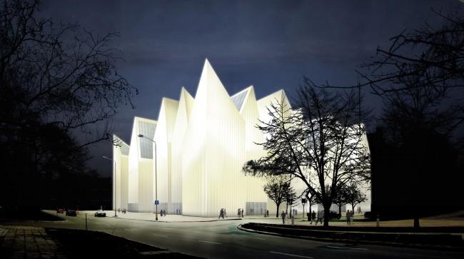 Szczecin Philharmonic Hall | © wikicommons