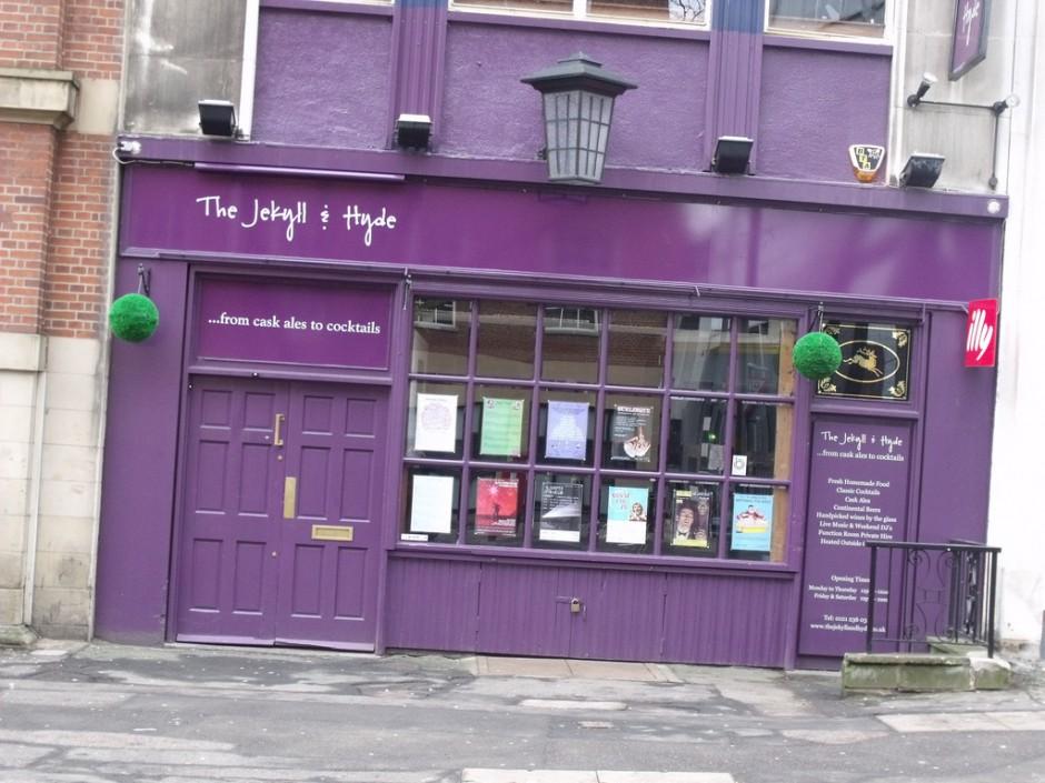 The Jekyll & Hyde, Birmingham