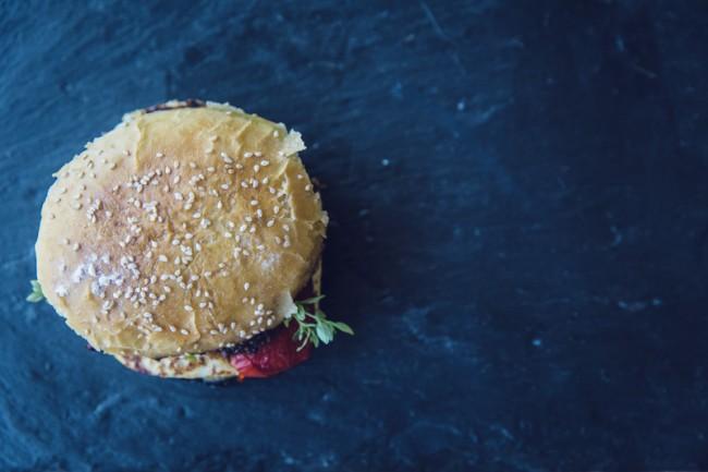 Veggie Burger | © Markus Spiske/Flickr