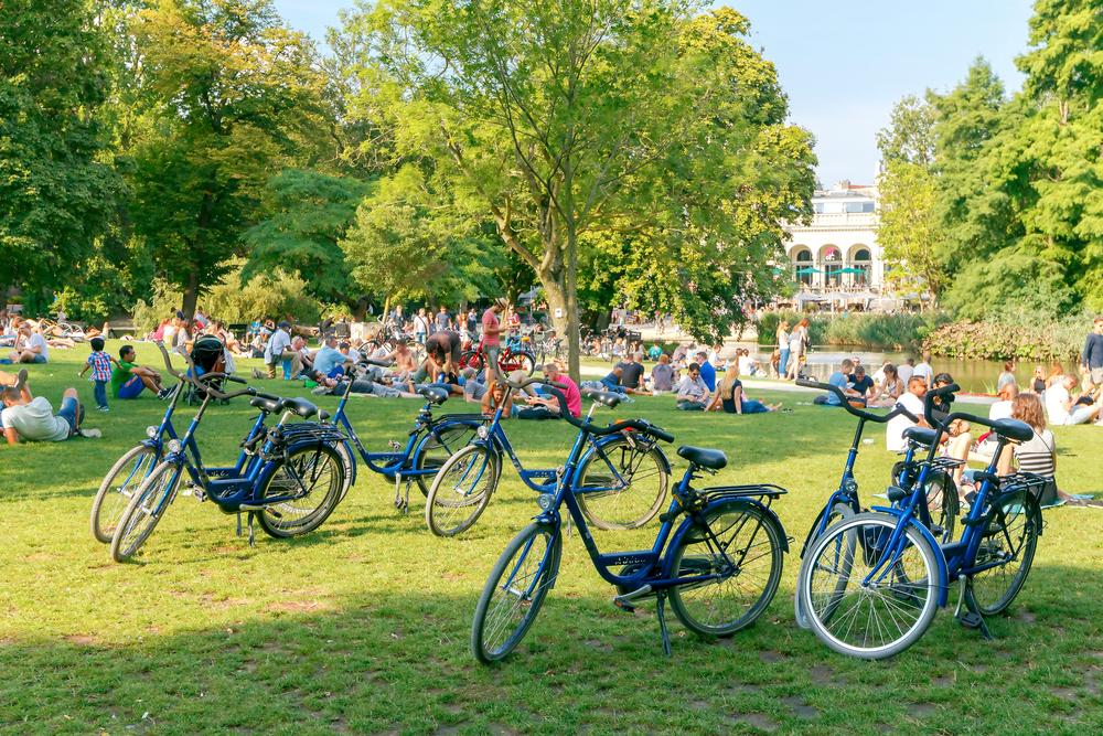 Vondelpark |© kavalenkau/Shutterstock