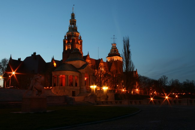 Waly Chrobrego, Szczecin | © Seweryn Niemic / Flickr