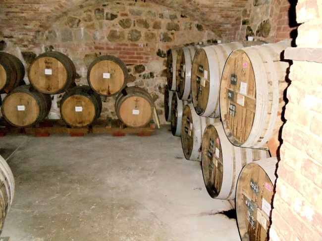 Wine barrels | © Jim G/Flickr