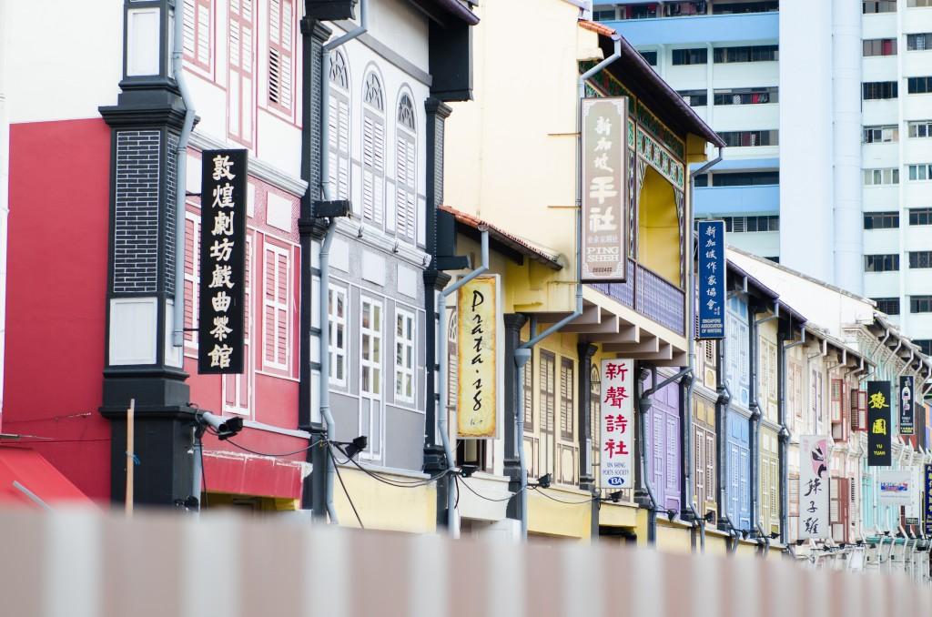 Chinatown © Gabriel Garcia Marengo / Flickr
