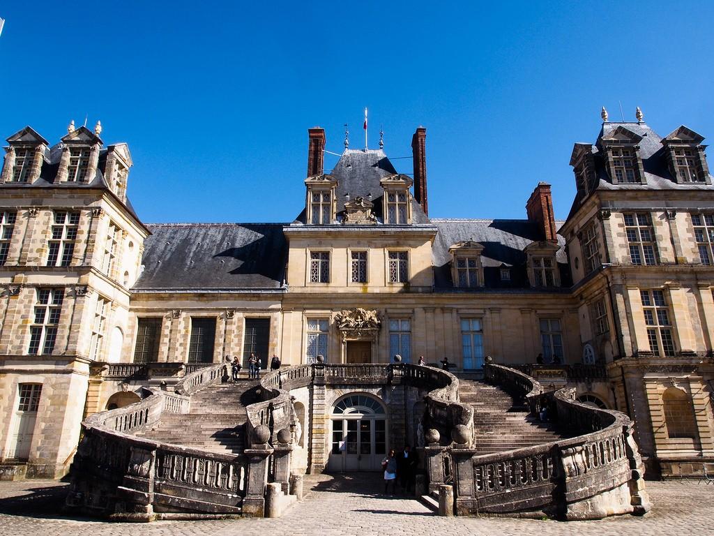 Château de Fontainebleau | © Sharat Ganapati/Flickr
