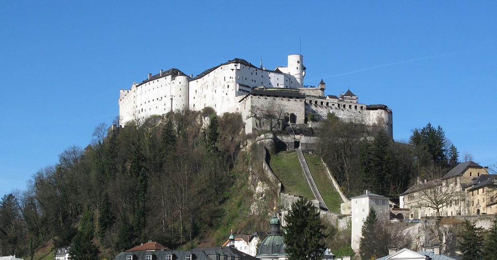Festung Hohensalzburg |©gi_born134/Flickr
