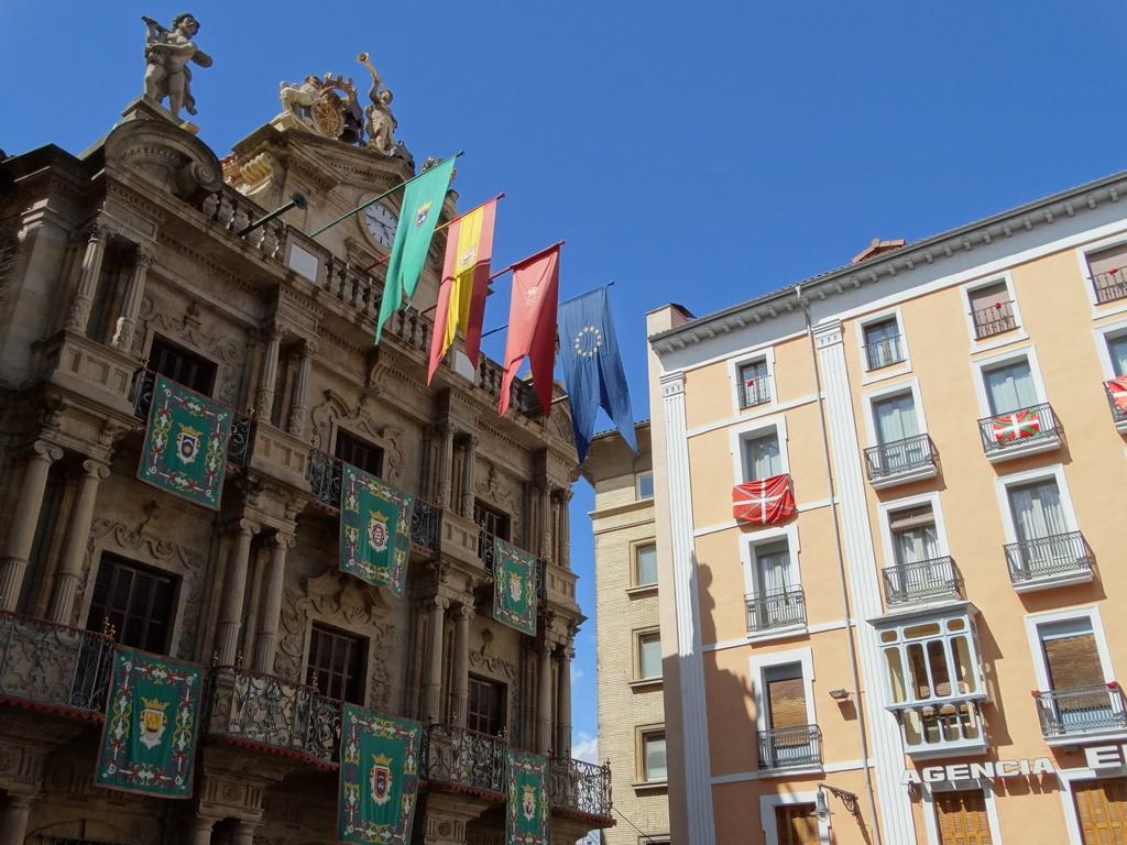 Pamplona | © Adam Jones/Flickr