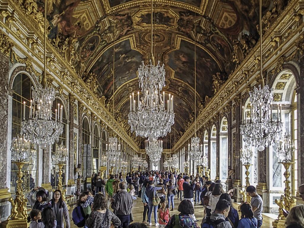 Palace of Versailles | © Arnie Papp/Flickr
