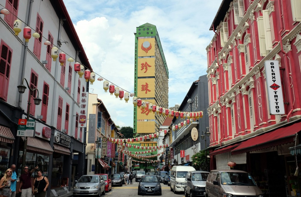 Chinatown Complex ©Jnzl's Photos / Flickr