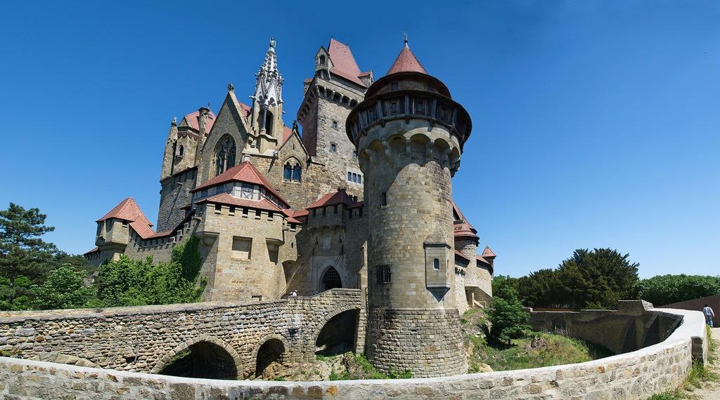 Burg Kreuzenstein | © Uwe Brodrecht/Flickr