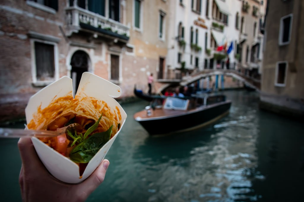 Where To Eat The Best Pasta In Venice Italy