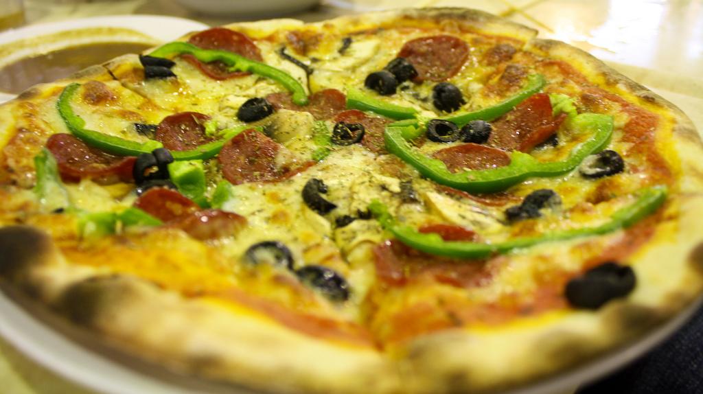 Pizza | © rando111us/Flickr