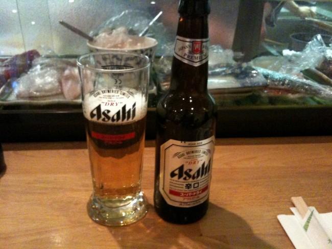 Asahi Beer © Magnus D